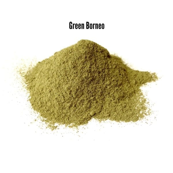 Buy Green Borneo Kratom Powder Online